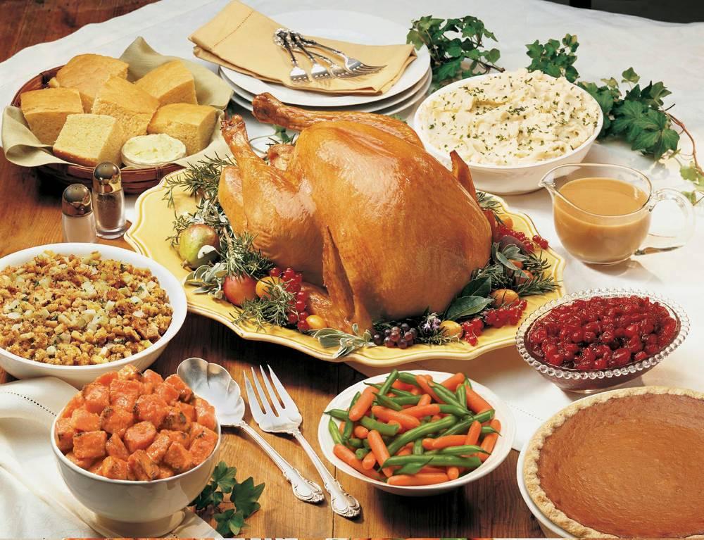 Thanksgiving Dinner Food  Dining guide Thanksgiving in Las Vegas Las Vegas Weekly