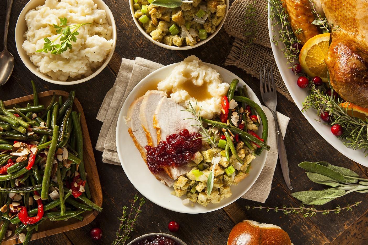 Thanksgiving Dinner Food  Thanksgiving Dinner Traditions in Ocean City MD