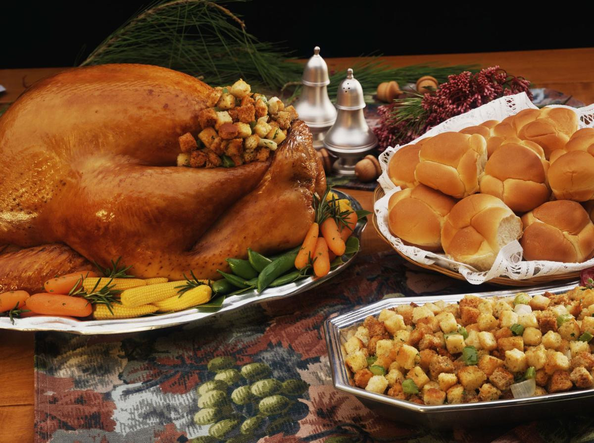 Thanksgiving Dinner Food  Richmond restaurants serving Thanksgiving dinner 2017