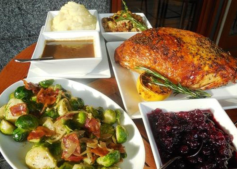 Thanksgiving Dinner In Dc  Best places for Thanksgiving meals to go in DC AXS