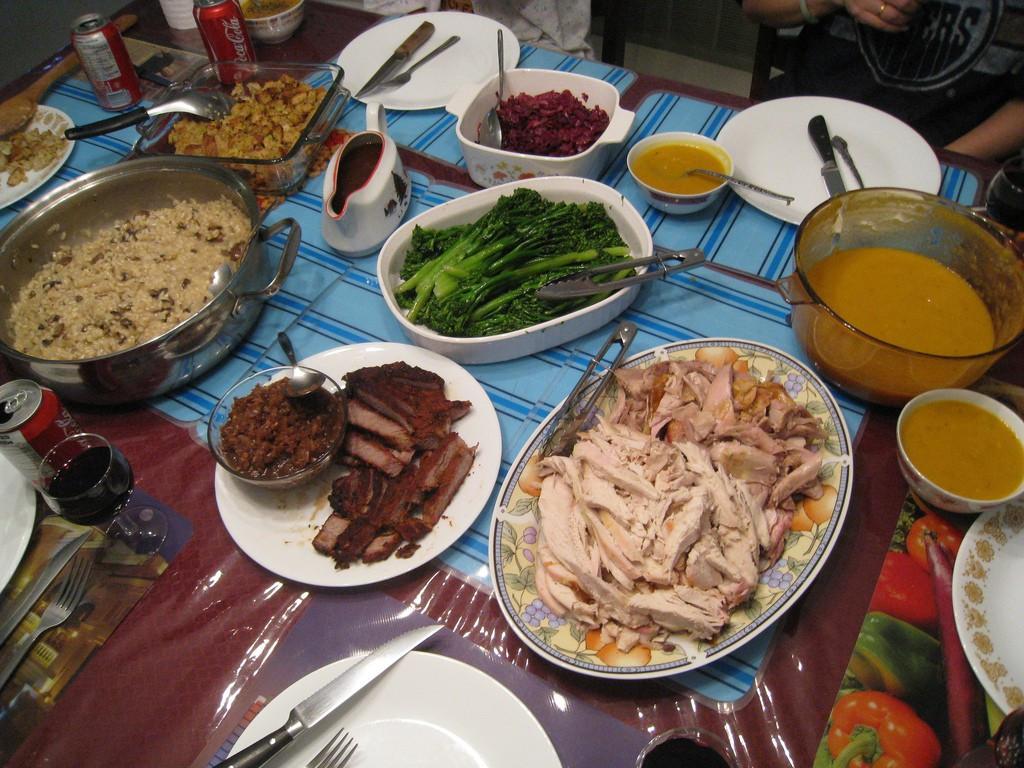 Thanksgiving Dinner In Dc  Where To Eat Thanksgiving Dinner In Washington DC