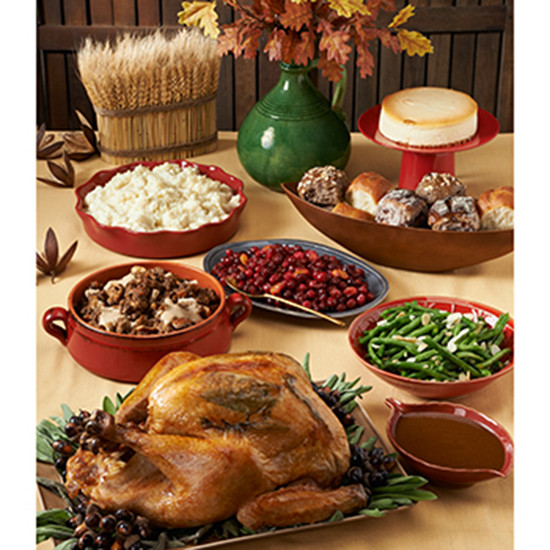 Thanksgiving Dinner Order  Where to Order Thanksgiving Dinner