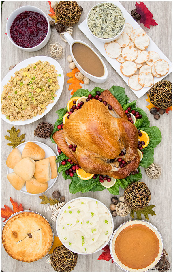 Thanksgiving Dinner Order  Tips for Hosting Thanksgiving Dinner CakeWhiz
