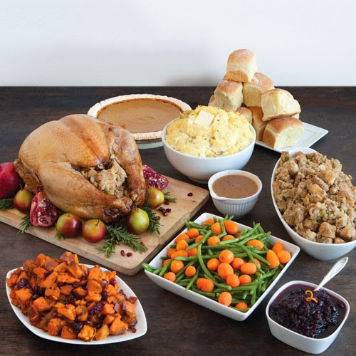 Thanksgiving Dinner Order  Foodservice Solutions Whole Foods Kroger Safeway