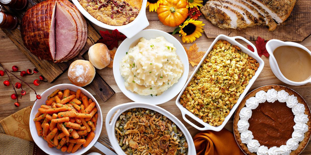 Thanksgiving Dinner Sides  80 Easy Thanksgiving Side Dishes Best Recipes for