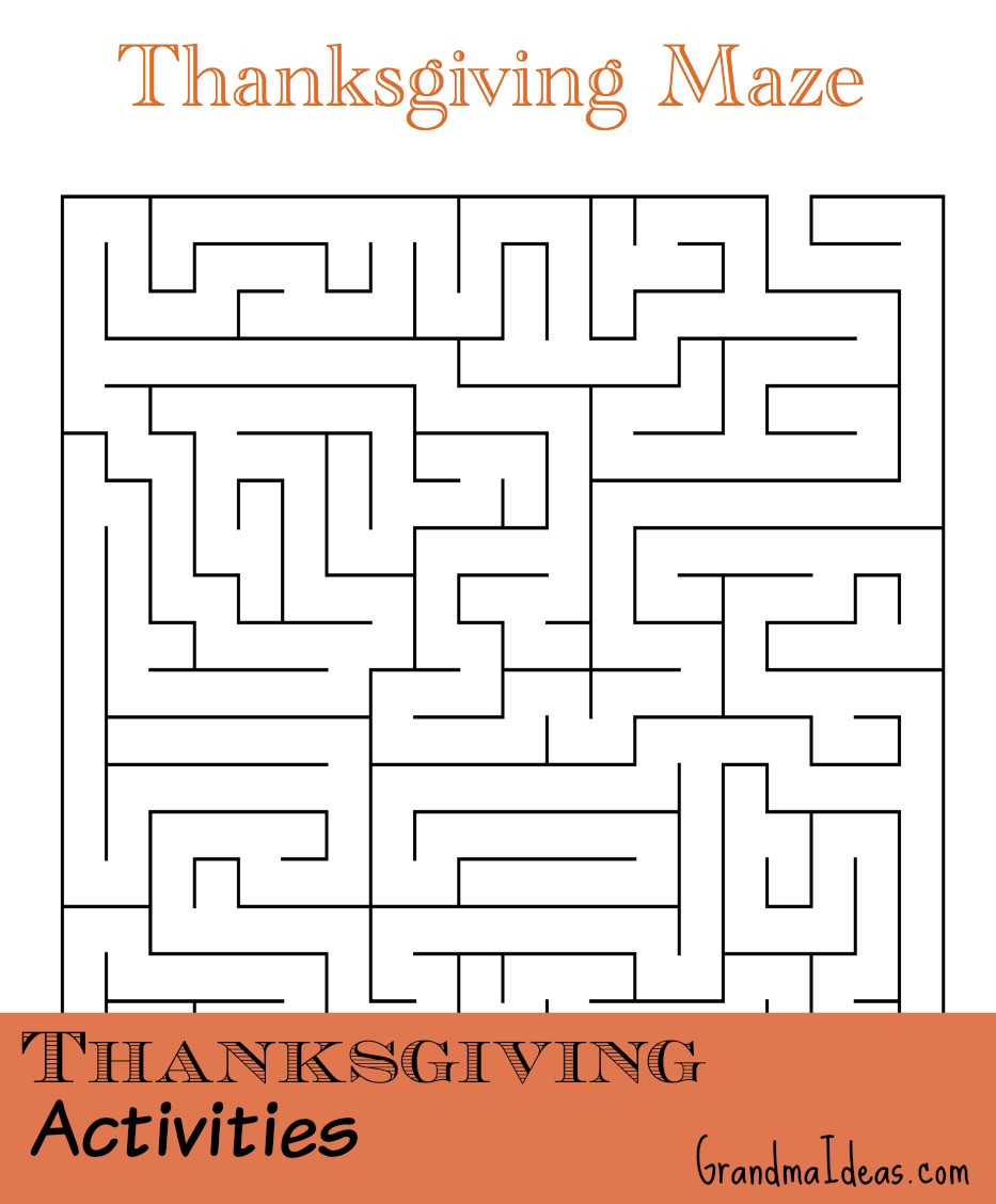 Thanksgiving Dinner Word Whizzle Search  Thanksgiving Activities Grandma Ideas