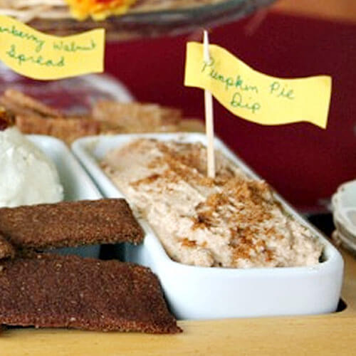 Thanksgiving Dips And Spreads  A Delicious Thanksgiving Recipe Cheese And Soaked