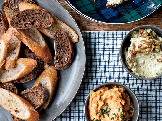 Thanksgiving Dips And Spreads  Cheese Spread Recipes