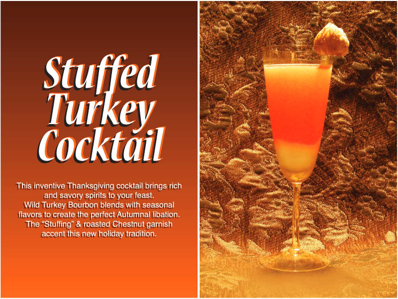 Thanksgiving Drinks Alcoholic  Herb s Holiday Cocktail Gallery