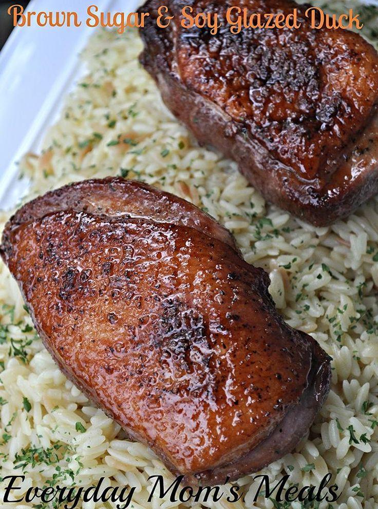 Thanksgiving Duck Recipes  Best 25 Duck recipes ideas on Pinterest