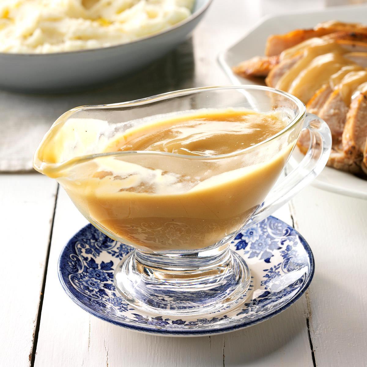 Thanksgiving Gravy Recipe  11 Favorite Thanksgiving Gravy Recipes