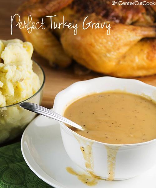 Thanksgiving Gravy Recipe  Perfect Turkey Gravy Recipe