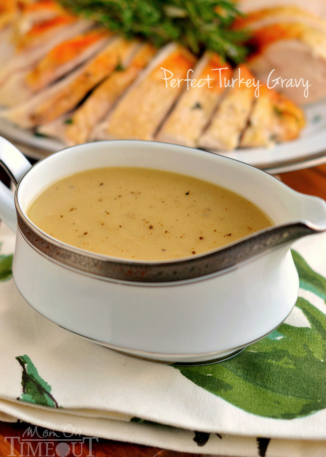 Thanksgiving Gravy Recipe  The Best Turkey Gravy Recipe Mom Timeout