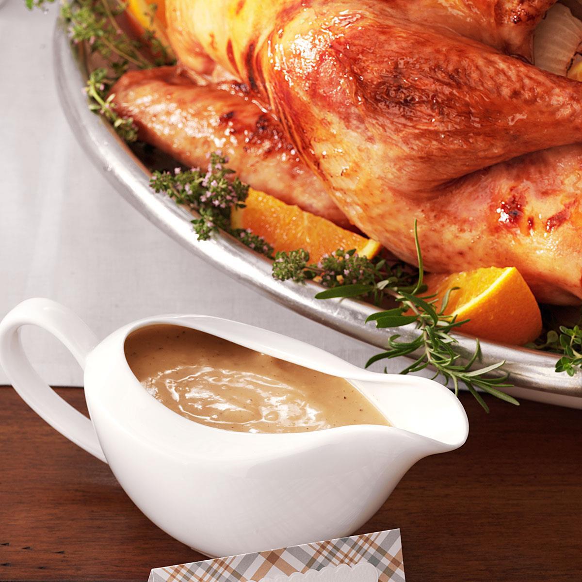 Thanksgiving Gravy Recipe  Grandma s Turkey Gravy Recipe