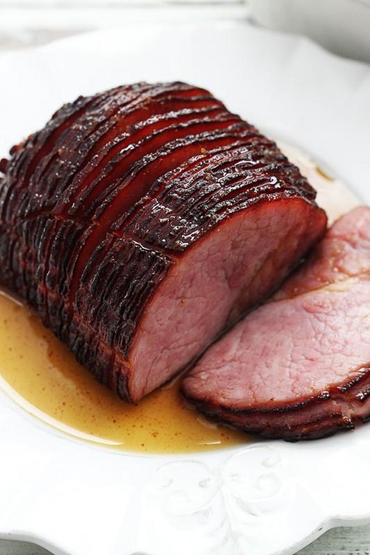 Thanksgiving Ham Glaze Recipes  31 Crock Pot Dinner Recipes to Make All Month Long