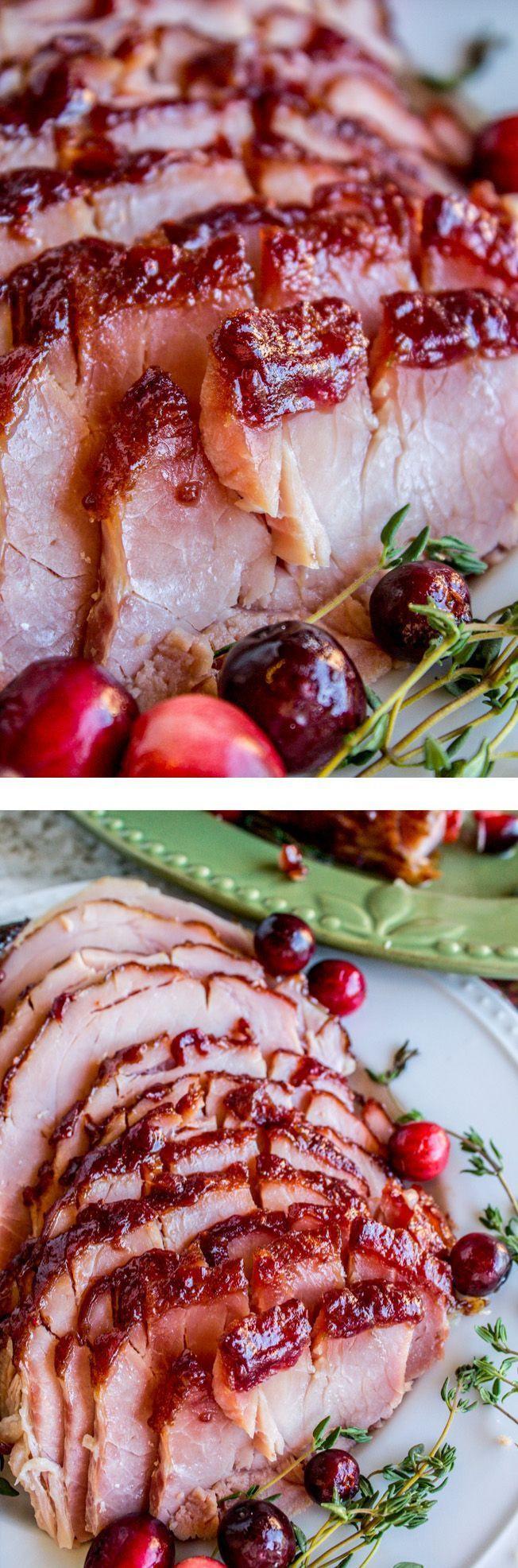 Thanksgiving Ham Glaze Recipes  100 Baked Ham Recipes on Pinterest