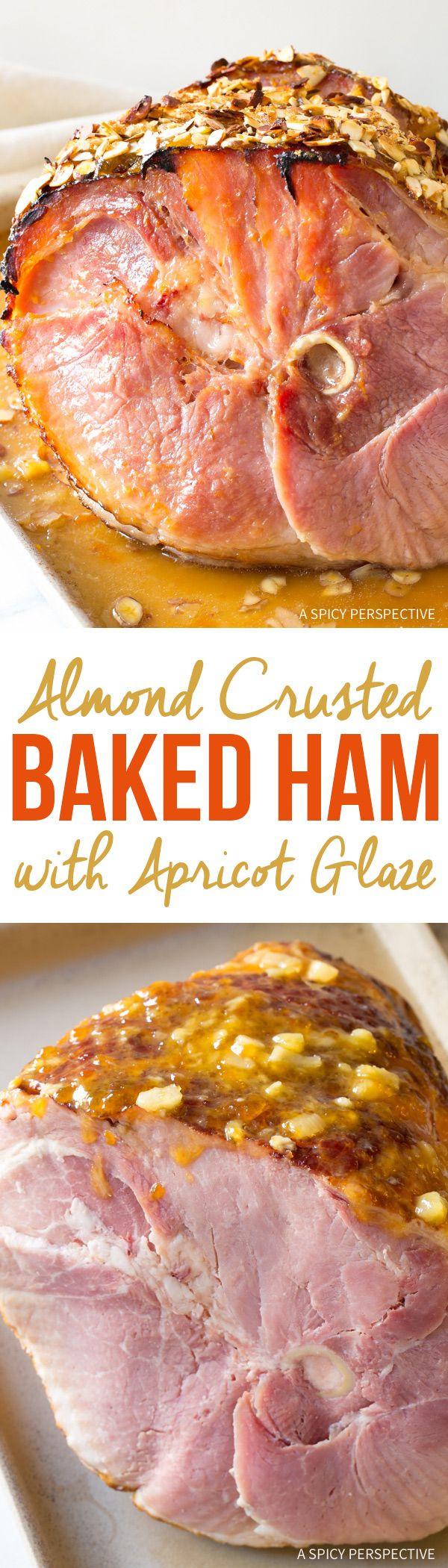 Thanksgiving Ham Glaze Recipes  Best 25 Baked Ham Recipes ideas on Pinterest