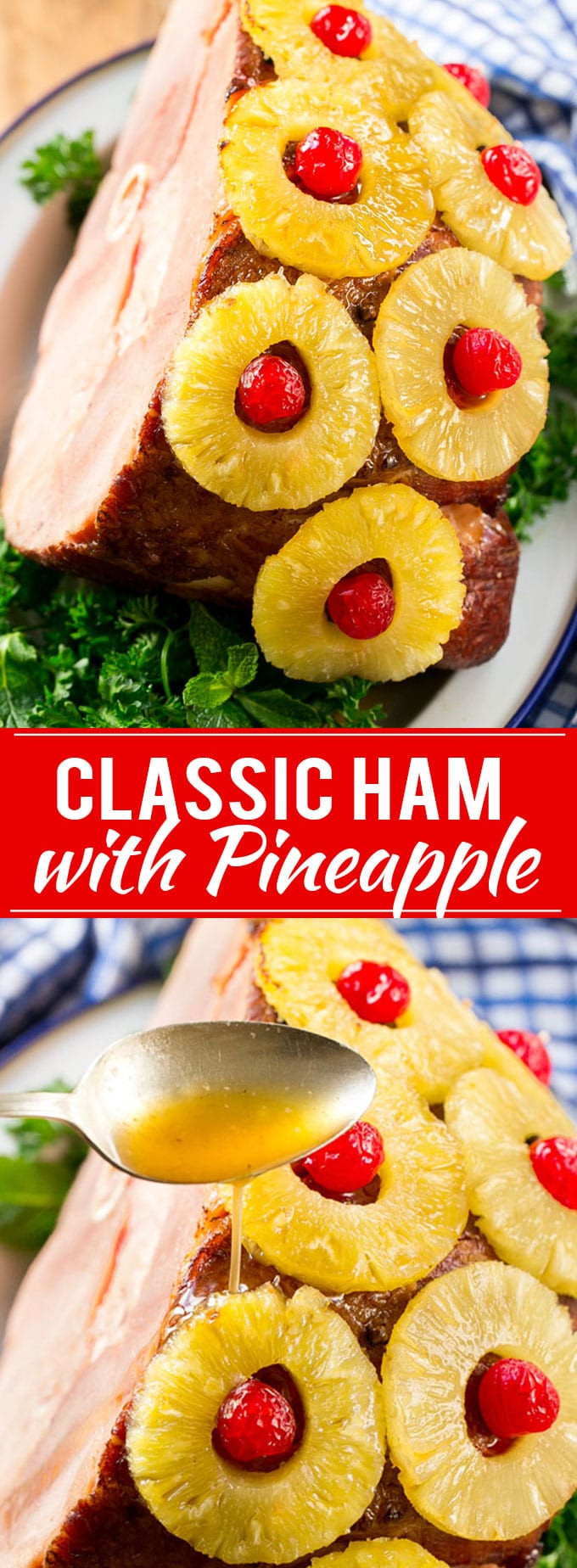 Thanksgiving Ham Recipes With Pineapple  Ham with Pineapple and Cherries Dinner at the Zoo