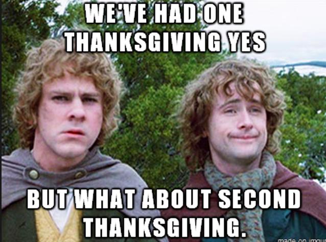 Thanksgiving Leftovers Meme  7 Funny Thanksgiving Memes to Post on Twitter
