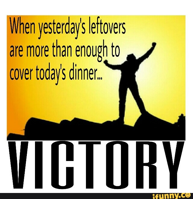 Thanksgiving Leftovers Meme  leftovers iFunny