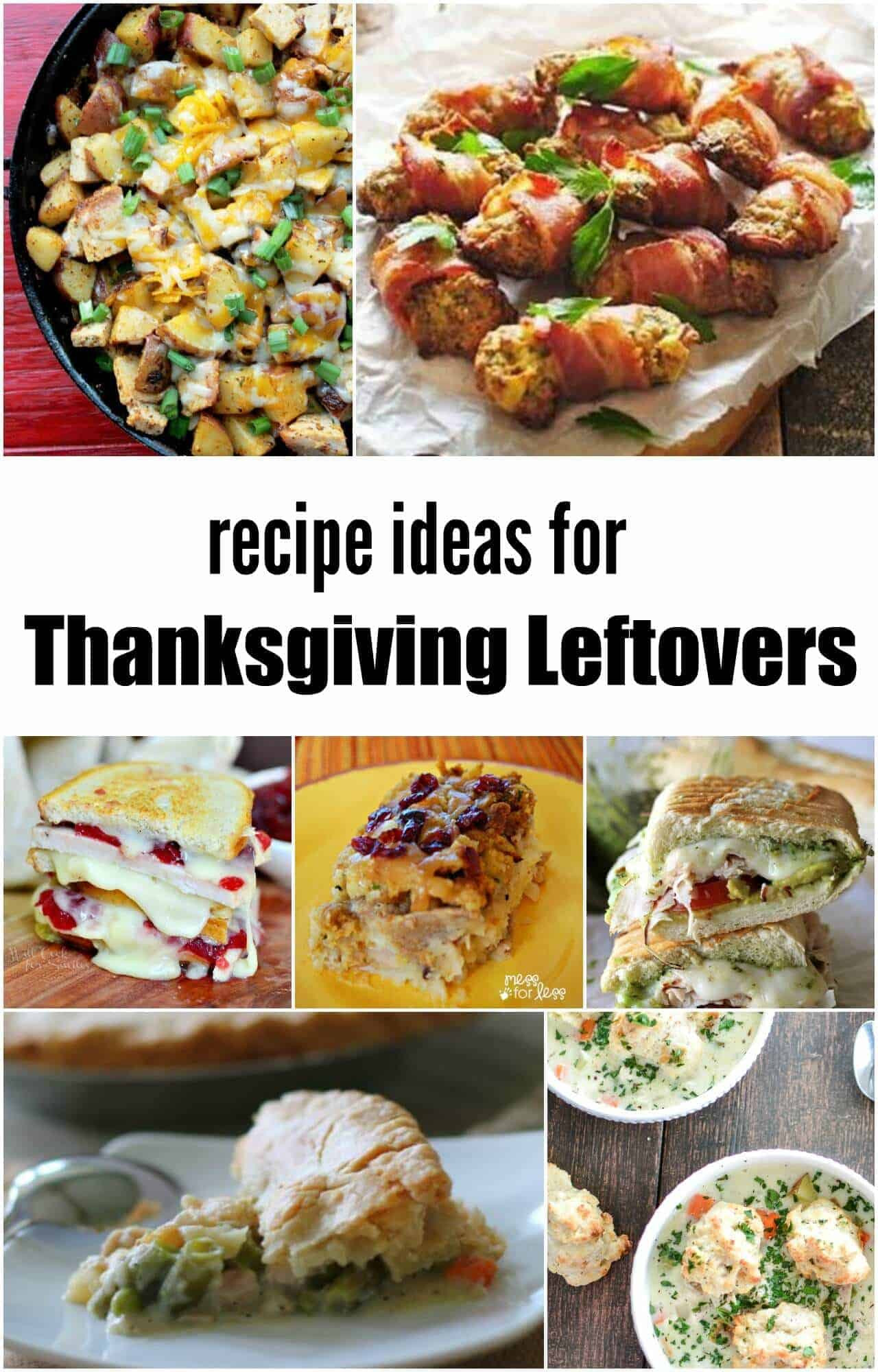 Thanksgiving Leftovers Recipes  Ideas and Recipes for Thanksgiving Leftovers Princess
