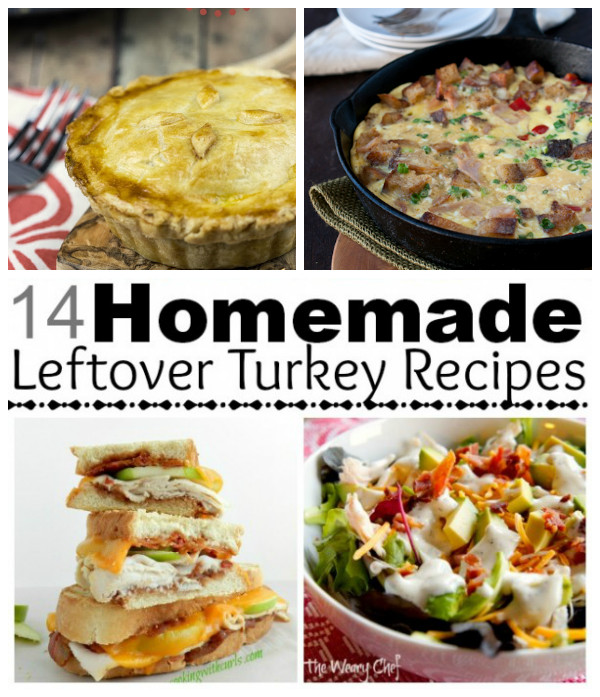 Thanksgiving Leftovers Recipes  2 Weeks of Amazing Holiday Turkey Leftovers Recipes Call