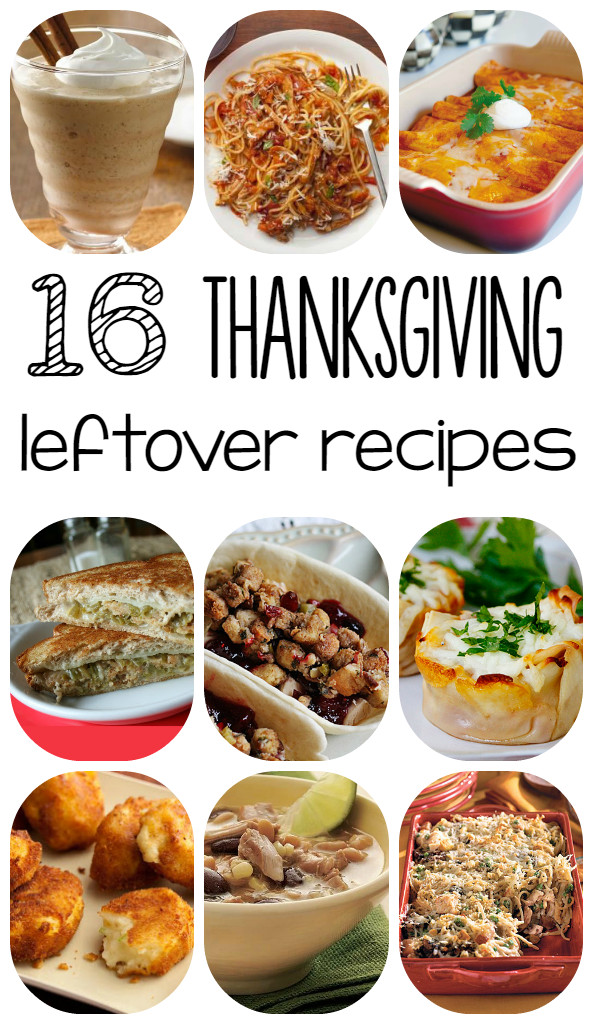 Thanksgiving Leftovers Recipes  Thanksgiving Leftover Recipes Family Fresh Meals
