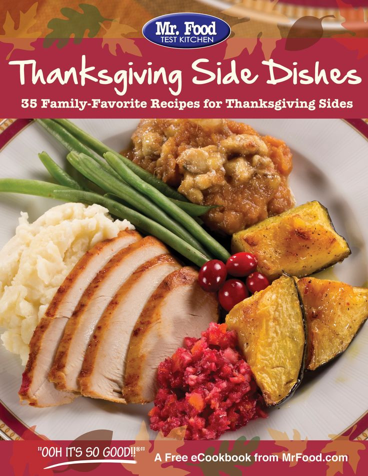 Thanksgiving Pasta Side Dishes  31 best images about All Free e cookbooks on Pinterest