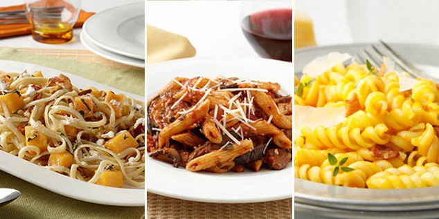 Thanksgiving Pasta Side Dishes  Thanksgiving Countdown Easy Pasta Dishes to Wow the