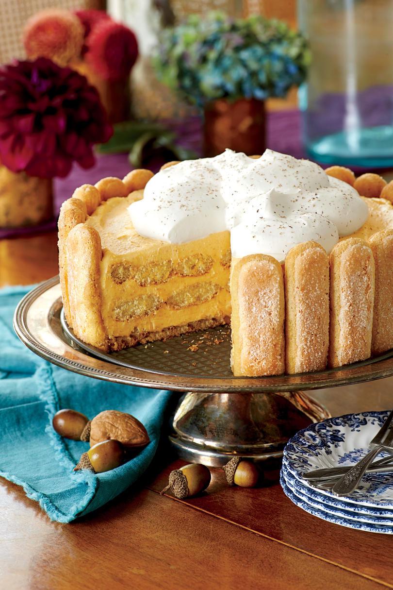 Thanksgiving Pumpkin Recipes  Splurge Worthy Thanksgiving Dessert Recipes Southern Living