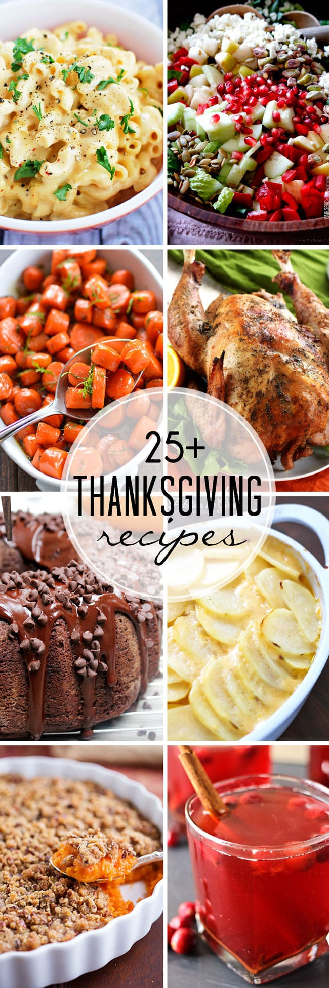 Thanksgiving Recipes Desserts  25 Thanksgiving Recipes That Skinny Chick Can Bake