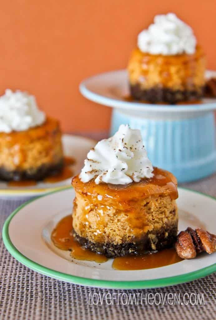 Thanksgiving Recipes Desserts  10 Amazing Thanksgiving Desserts besides Pumpkin Pie