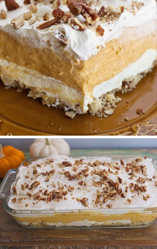 Thanksgiving Recipes Desserts  34 Deliciously Easy Thanksgiving Dessert Recipes
