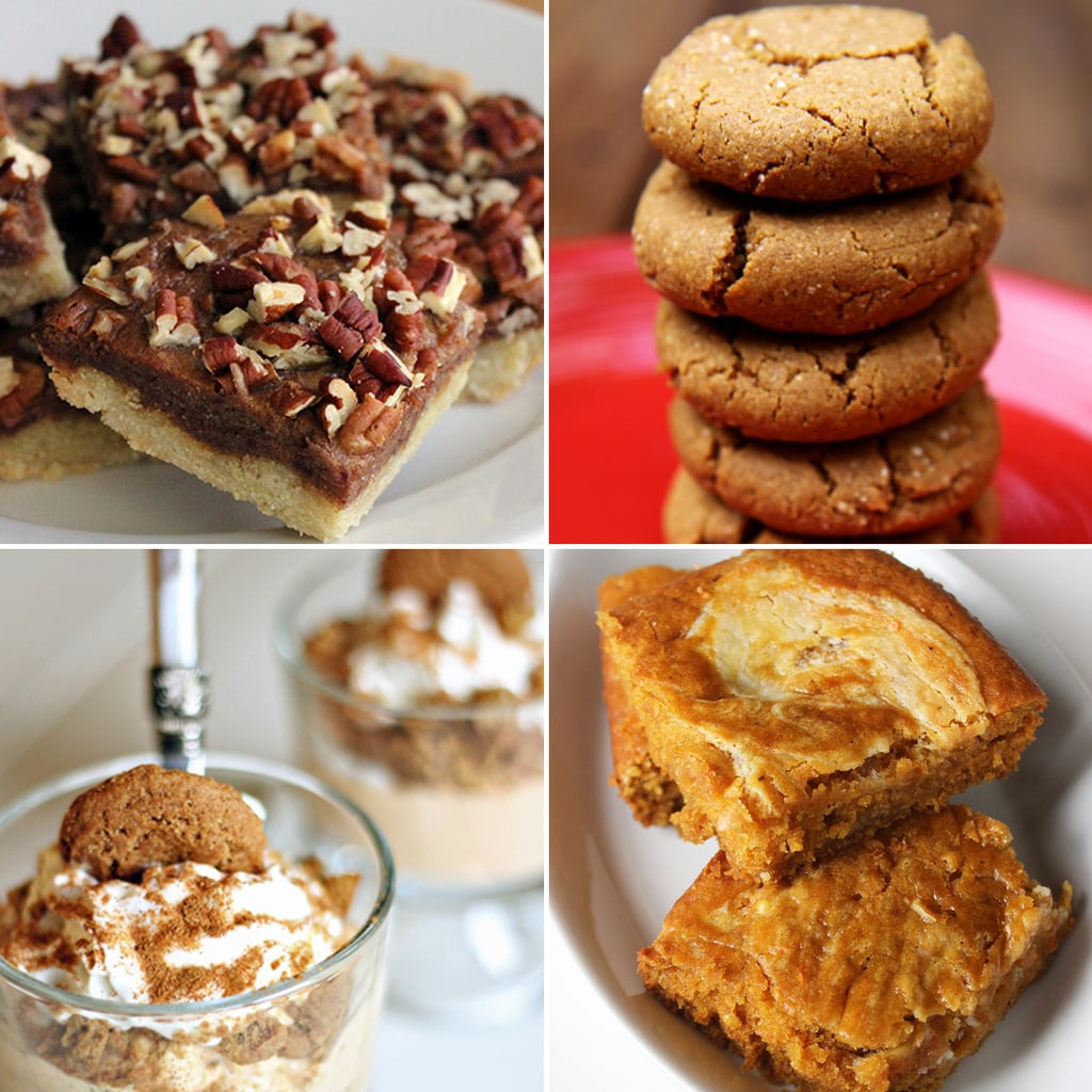 Thanksgiving Recipes Desserts  Healthy Thanksgiving Dessert Recipes