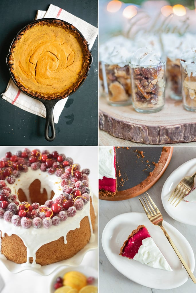 Thanksgiving Recipes Desserts  Unique Thanksgiving Dessert Recipes