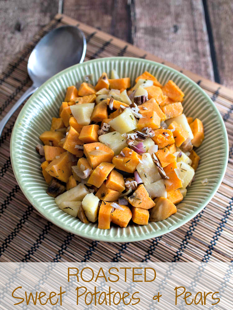 Thanksgiving Roasted Sweet Potatoes  14 Sweet Potato Side Dish Recipes