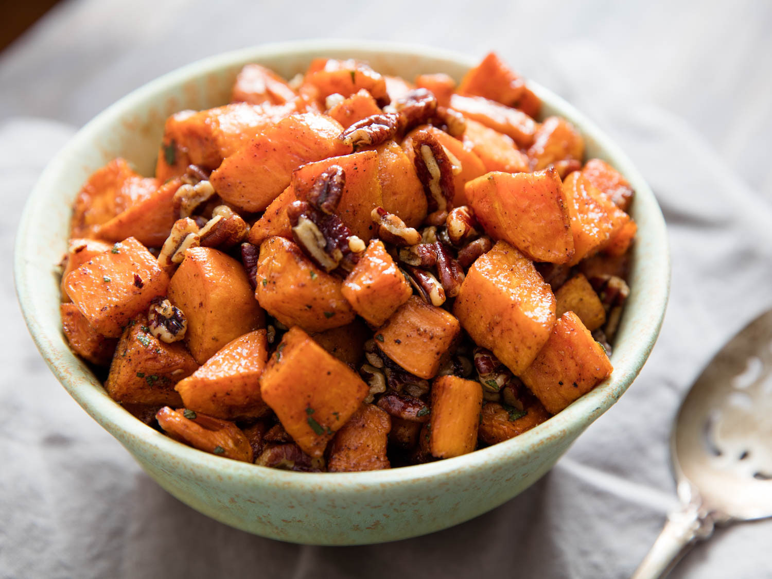 Thanksgiving Roasted Sweet Potatoes  14 Sweet Potato Recipes for Thanksgiving That Are Just