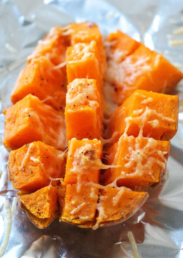 Thanksgiving Roasted Sweet Potatoes  Easy 15 Minute Roasted Sweet Potatoes Layers of Happiness
