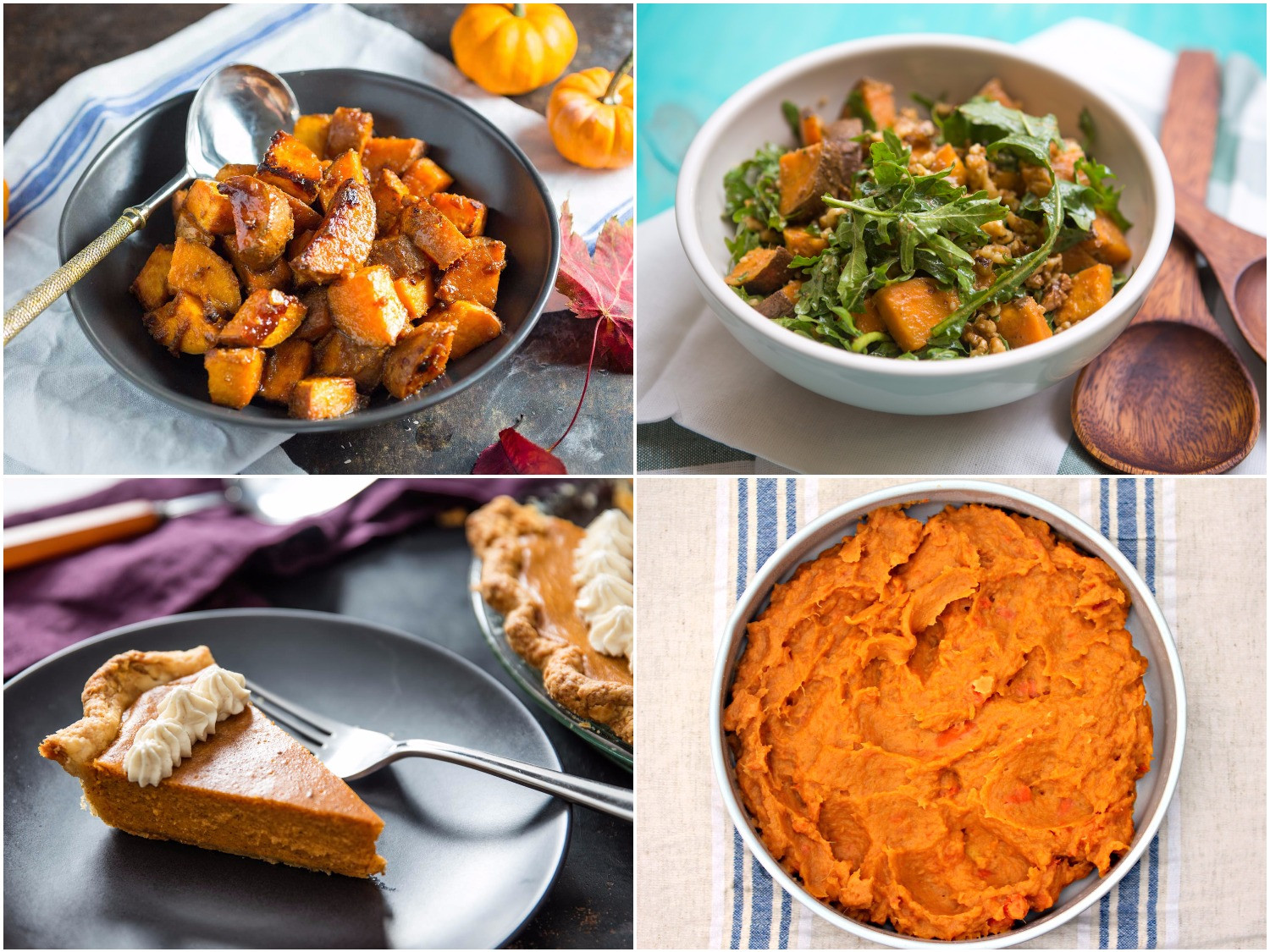 Thanksgiving Sweet Potatoes  15 Sweet Potato Recipes for Thanksgiving That Are Just