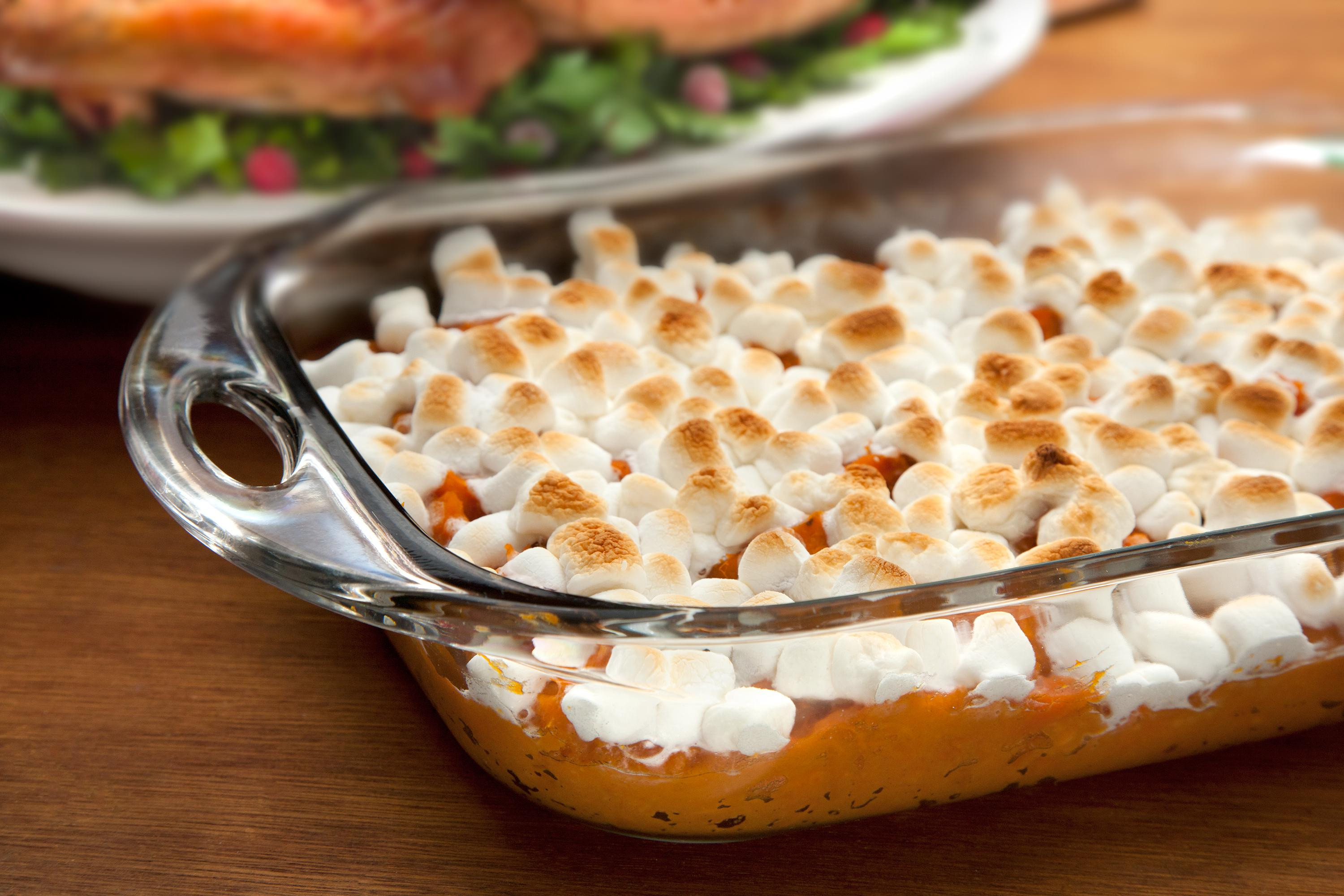 Thanksgiving Sweet Potatoes  If College Majors Were Thanksgiving Foods
