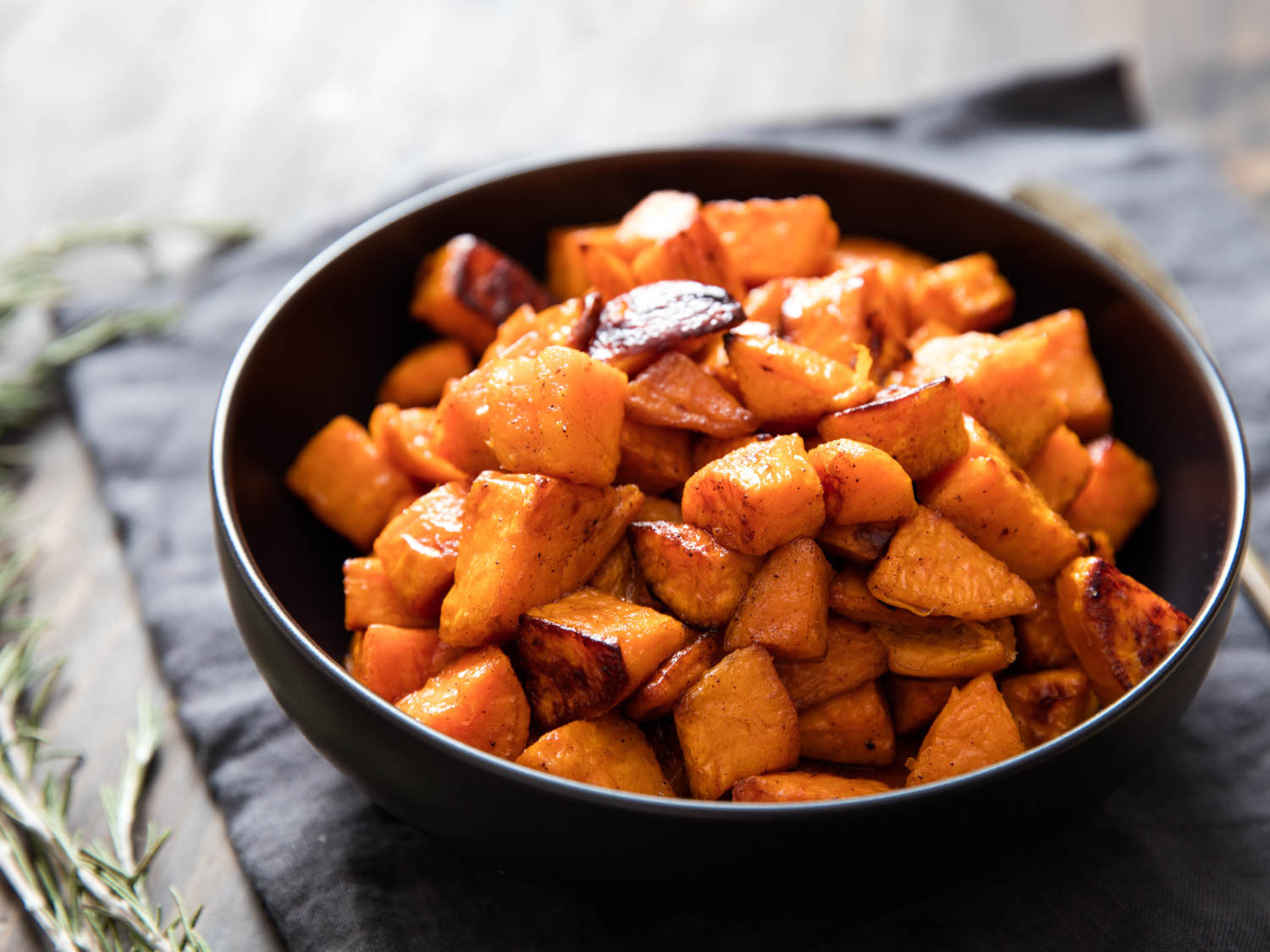 Thanksgiving Sweet Potatoes Recipe  12 Not Too Sweet Sweet Potato Recipes for Thanksgiving