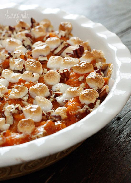 Thanksgiving Sweet Potatoes Recipe  Sweet Potato Casserole