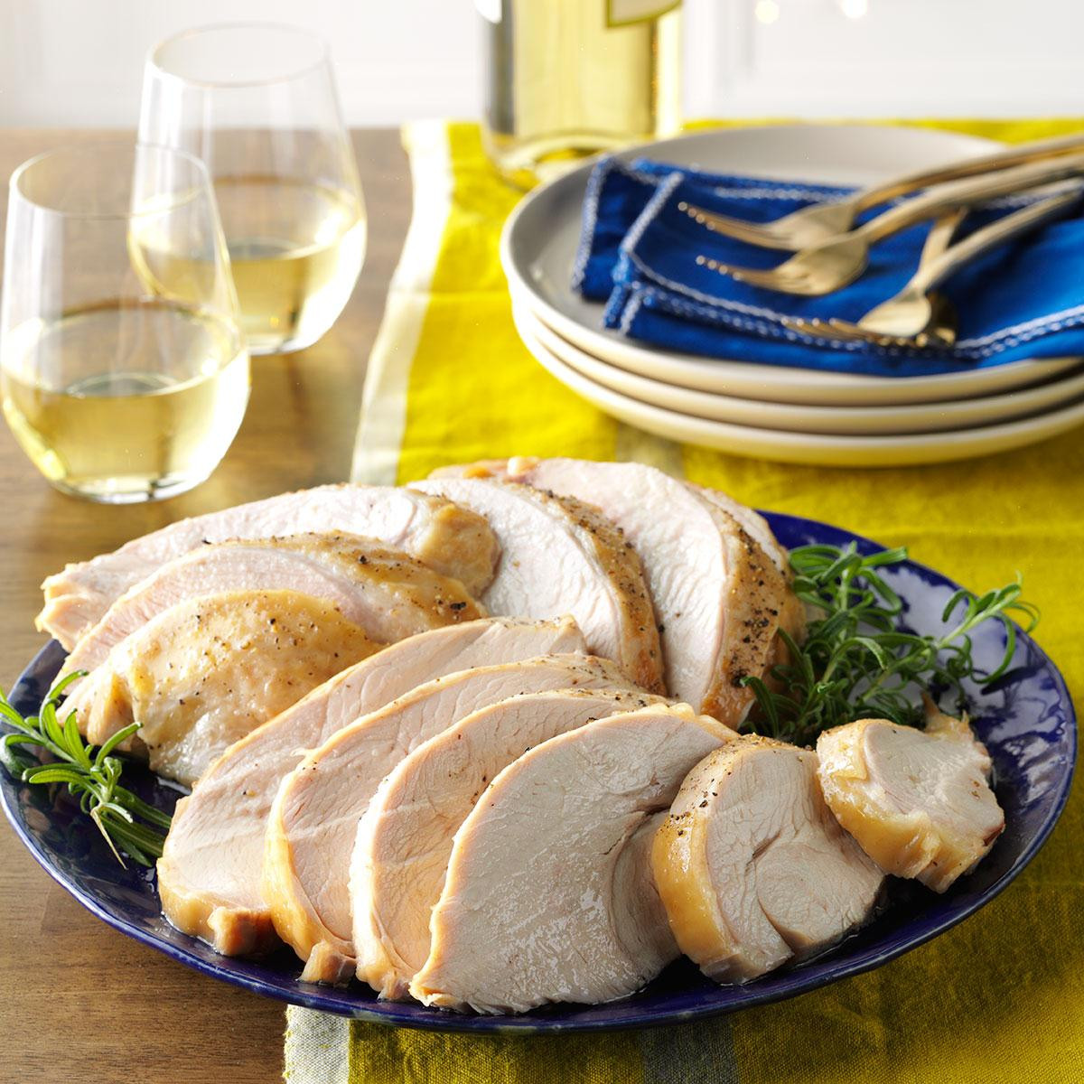 Thanksgiving Turkey Breast Recipe  Moist & Tender Turkey Breast Recipe