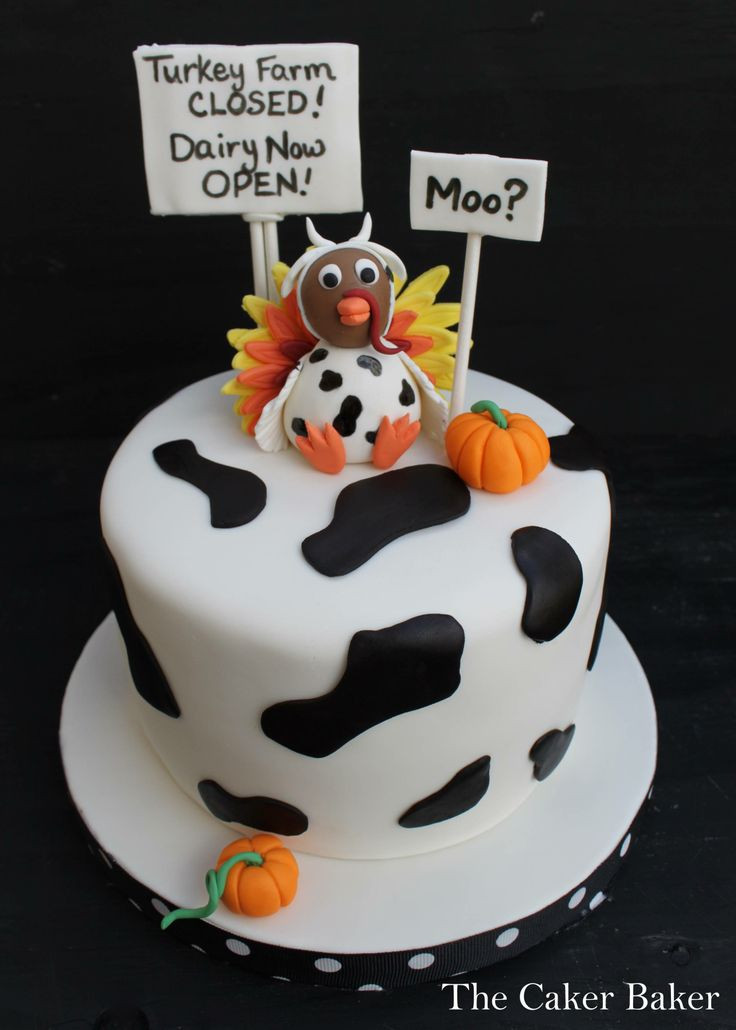 Thanksgiving Turkey Cake  85 best Fall Cakes Cupcakes and Cookies images on