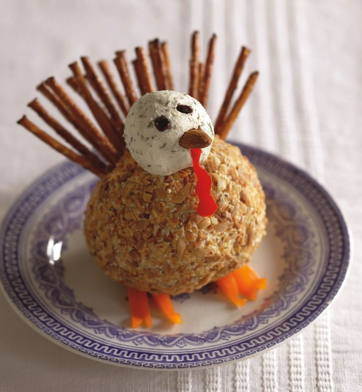 Thanksgiving Turkey Cheese Ball  17 Best ideas about Turkey Cheese Ball on Pinterest