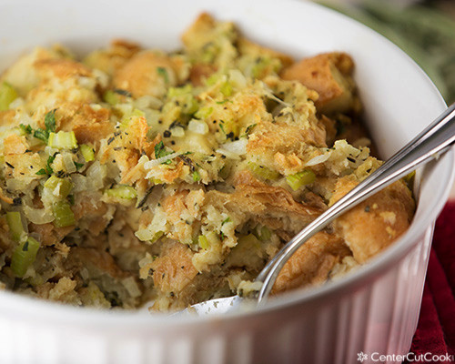 Thanksgiving Turkey Dressing  Turkey Stuffing Recipe
