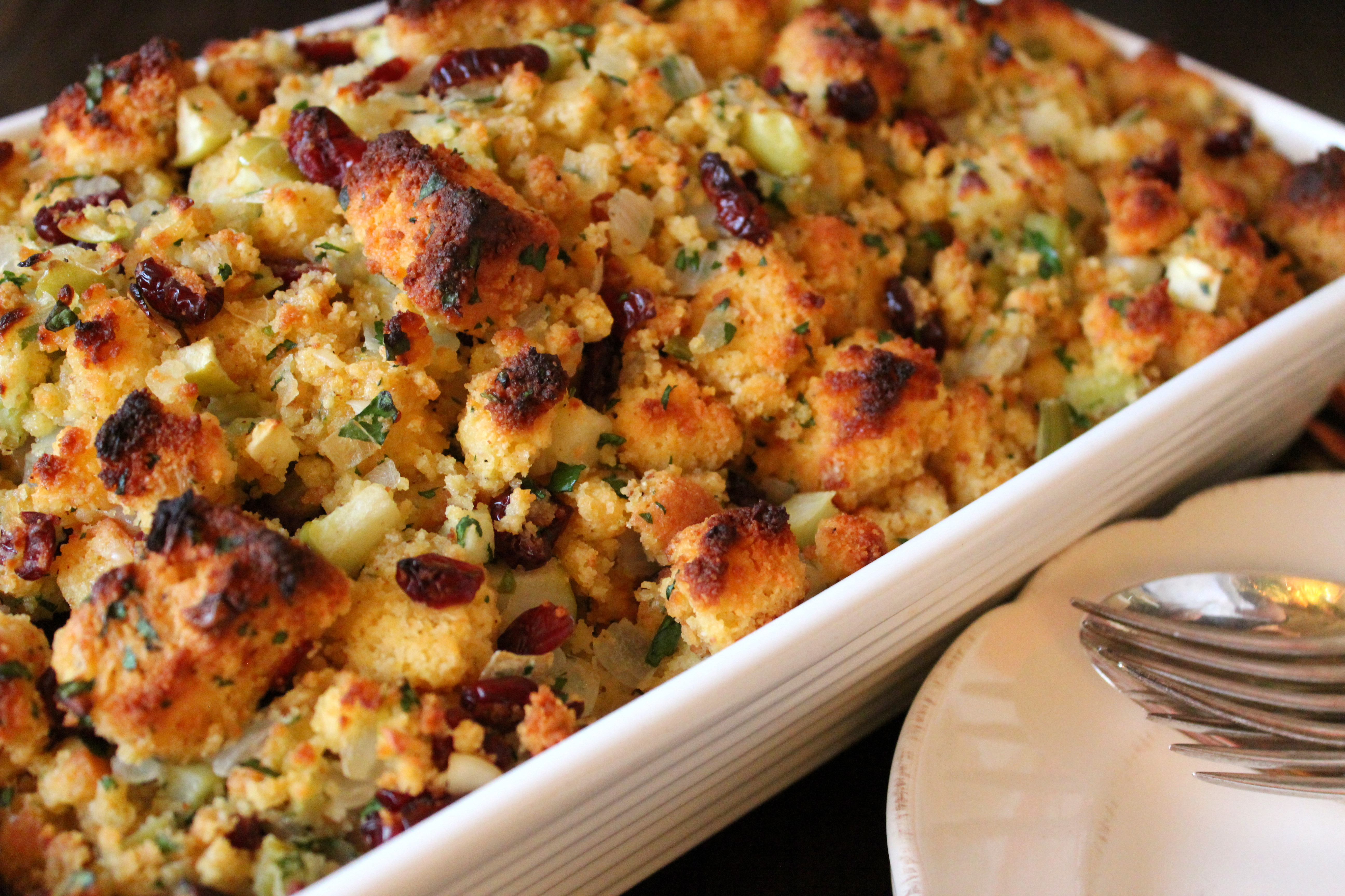 Thanksgiving Turkey Dressing  I say Stuffing… and you say Dressing
