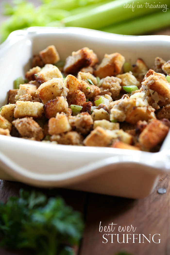Thanksgiving Turkey Dressing  10 of the Most Pinned Thanksgiving Stuffing Recipes