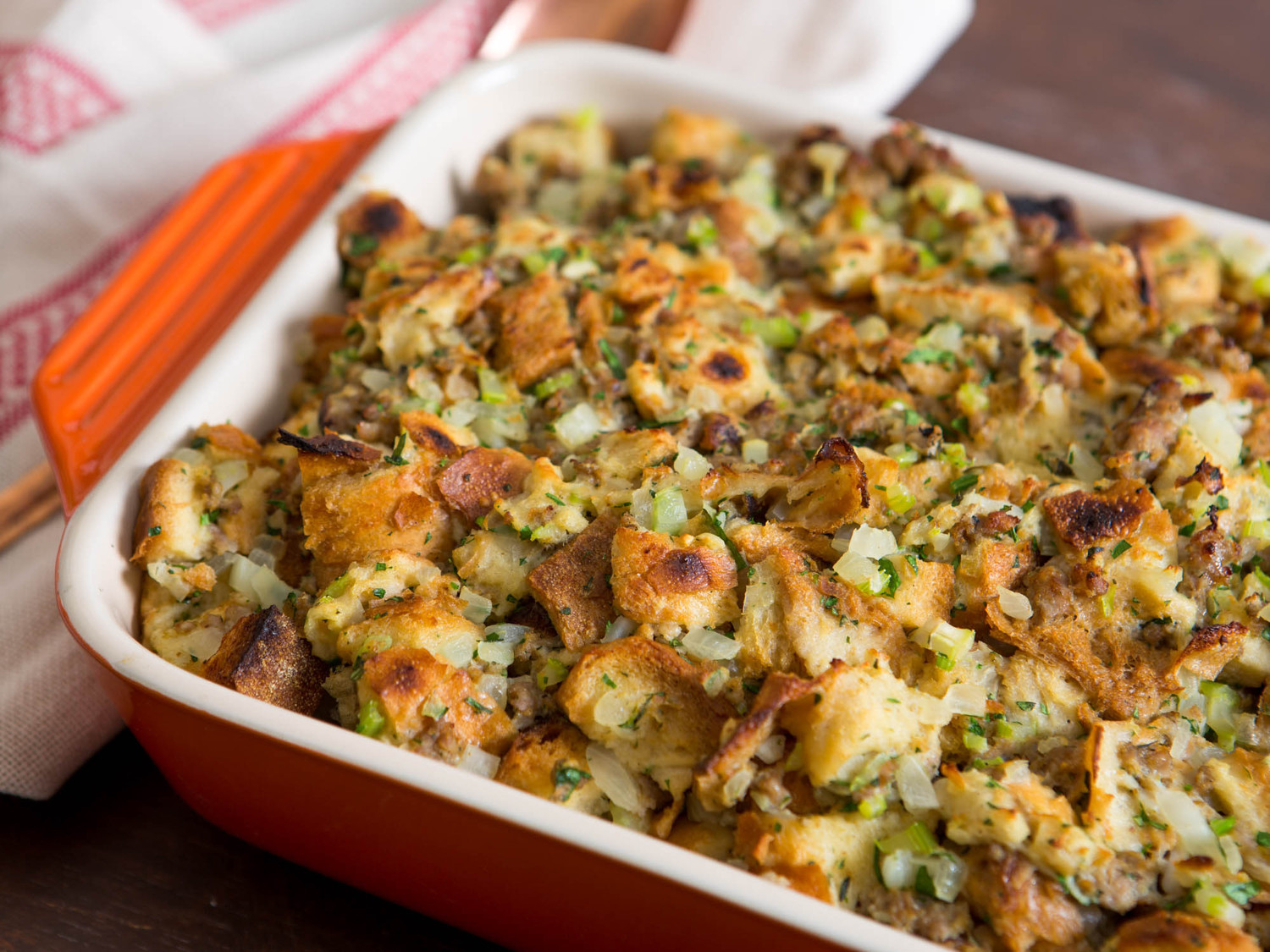 Thanksgiving Turkey Dressing  14 Stuffing and Dressing Recipes to Make Thanksgiving s