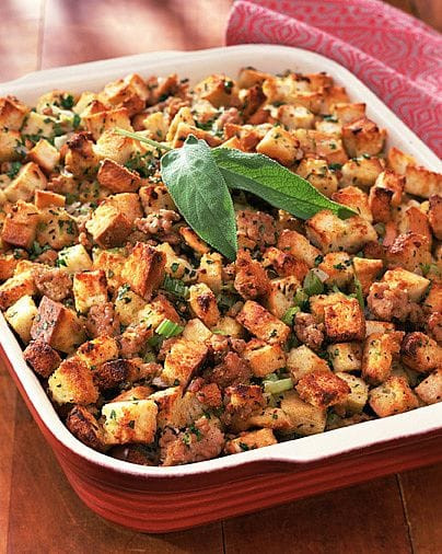 Thanksgiving Turkey Dressing  Low Calorie Thanksgiving Stuffing Recipe 2 Point Value